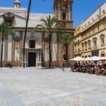 CA Cadiz Iglesia Santiago Apostol 1 de 1 - Andalucía Film Commission