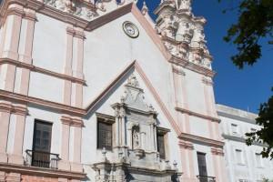 CA Cadiz Iglesia del Carmen 1 de 2 - Andalucía Film Commission