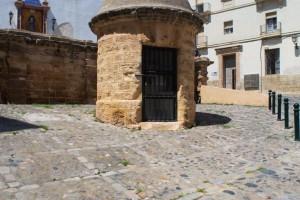 CA Cadiz Parroquia de Sta Cruz 3 de 3 - Andalucía Film Commission