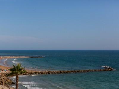 Playas de Santa María del Mar y Victoria