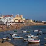 CA Cadiz Playa de la Caleta 1 de 5 - Andalucía Film Commission