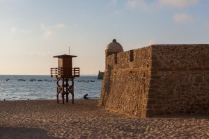 CA Cadiz Playa de la Caleta 3 de 5 - Andalucía Film Commission