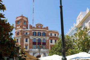 CA Cadiz Plaza de las Flores 2 de 4 - Andalucía Film Commission