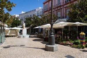 CA Cadiz Plaza de las Flores 3 de 4 - Andalucía Film Commission