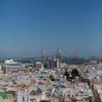 CA Cadiz Torre Tavira Panoramica 1 de 9 - Andalucía Film Commission