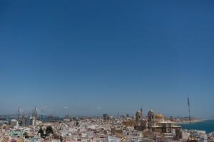 CA Cadiz Torre Tavira Panoramica 2 de 9 - Andalucía Film Commission
