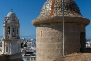 CA Cadiz Torre del Sagrario 3 de 4 - Andalucía Film Commission
