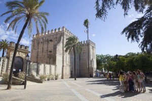 CA Jerez Alcazar 001 - Andalucía Film Commission