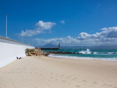 Playas Chica y Valdevaqueros