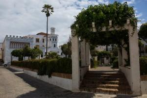 CA Tarifa Plaza Sta Maria 1 de 2 - Andalucía Film Commission