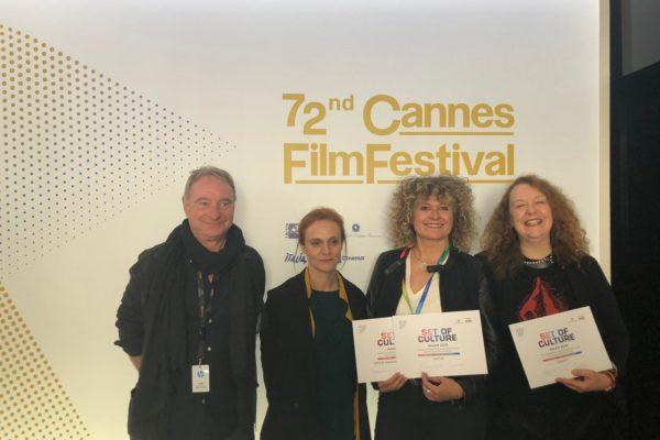 Fotografía Premios Set of Culture Awards