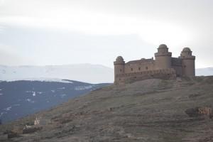 GR La Calahorra Castillo 01 - Andalucía Film Commission