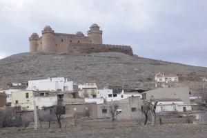 GR La Calahorra Castillo 03 - Andalucía Film Commission