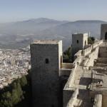 JA Jaén Castillo Sta Catalina 06 - Andalucía Film Commission