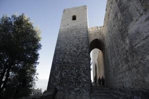 JA Jaén Castillo Sta Catalina 16 - Andalucía Film Commission