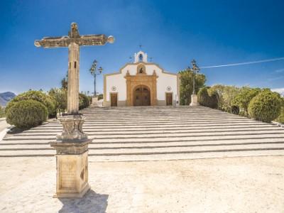 Ermita y mirador del Calvario