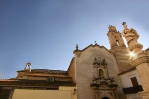 Iglesia de San Francisco Fachada 1 scaled - Andalucía Film Commission