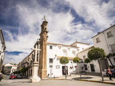 Iglesia Virgen de la Aurora y San Nicasio