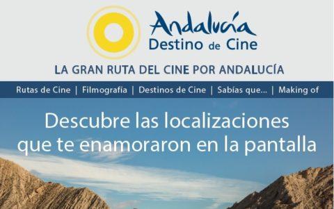 Andalucía Film Commission lleva a FITUR 2020 sus destinos de cine
