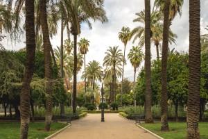 CO Cordoba Jardines Duque de la Victoria 2 de 4 - Andalucía Film Commission