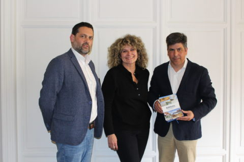 Montilla se integra en la Red de Ciudades de Cine de Andalucía Film Commission