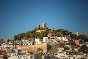 MA Velez Malaga Castillo 1 de 1 - Andalucía Film Commission