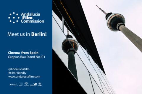 Andalucía Film Commission acude al European Film Market de Berlín