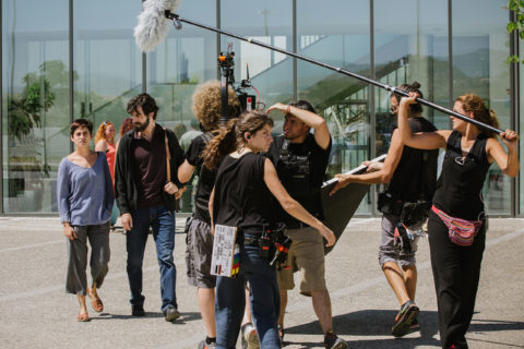 The Andalusian Film Industry is getting ready for overcoming the stagnation caused by COVID-19