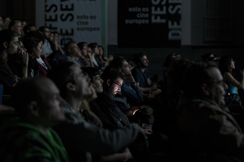 Público en el Festival de Sevilla © David Vico - Andalucía Film Commission