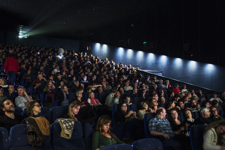 Público en el Festival de Sevilla © Óscar Romero - Andalucía Film Commission