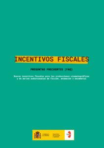 FAQ incentivos - Andalucía Film Commission