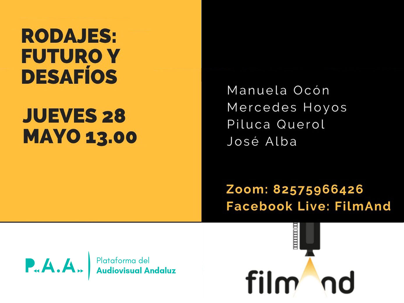 FilmAnd not - Andalucía Film Commission