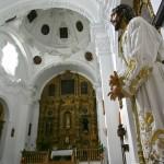 Iglesia de San Juan Interio 3 scaled - Andalucía Film Commission