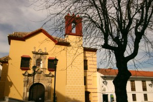 Iglesia de San Pedro Fachada 1 scaled - Andalucía Film Commission