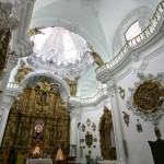 Iglesia de las Mercedes Interior 11 - Andalucía Film Commission