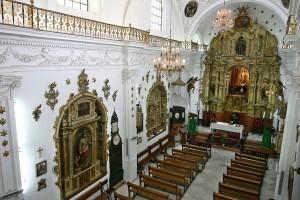 Iglesia del Carmen Interior 24 - Andalucía Film Commission