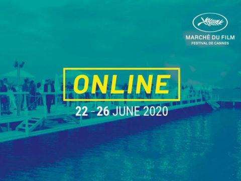 Marché du Film Online. Festival de Cannes.