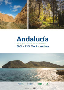 General Catalogue Andalucia - Andalucía Film Commission
