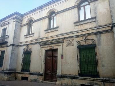 Casa-palacio Dr. Jose Leal Santoyo