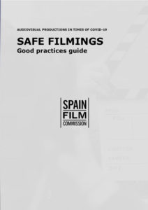 Safe Filmings - Andalucía Film Commission