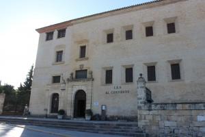 fachada convento - Andalucía Film Commission