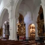 015 Vista general nave epistola desde coro - Andalucía Film Commission