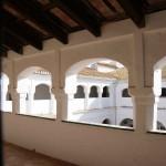 016 16El claustro desde el coro alto - Andalucía Film Commission