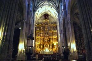 025 76 Iglesia Sta Maria Vista general - Andalucía Film Commission