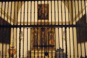 039 89 Iglesia Sta Maria Capilla Bautismal - Andalucía Film Commission