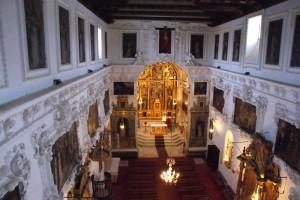 066Iglesia desde coro alto - Andalucía Film Commission