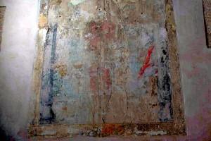 13 14Capilla Bautismal Restos de pinturas del XVI - Andalucía Film Commission