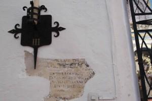 51 53Restos de inscripciones - Andalucía Film Commission