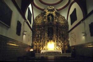 86 Iglesia Sta Maria Capilla Sacramental - Andalucía Film Commission
