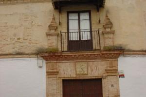 casa palacio Conde de Rodezno 21 - Andalucía Film Commission